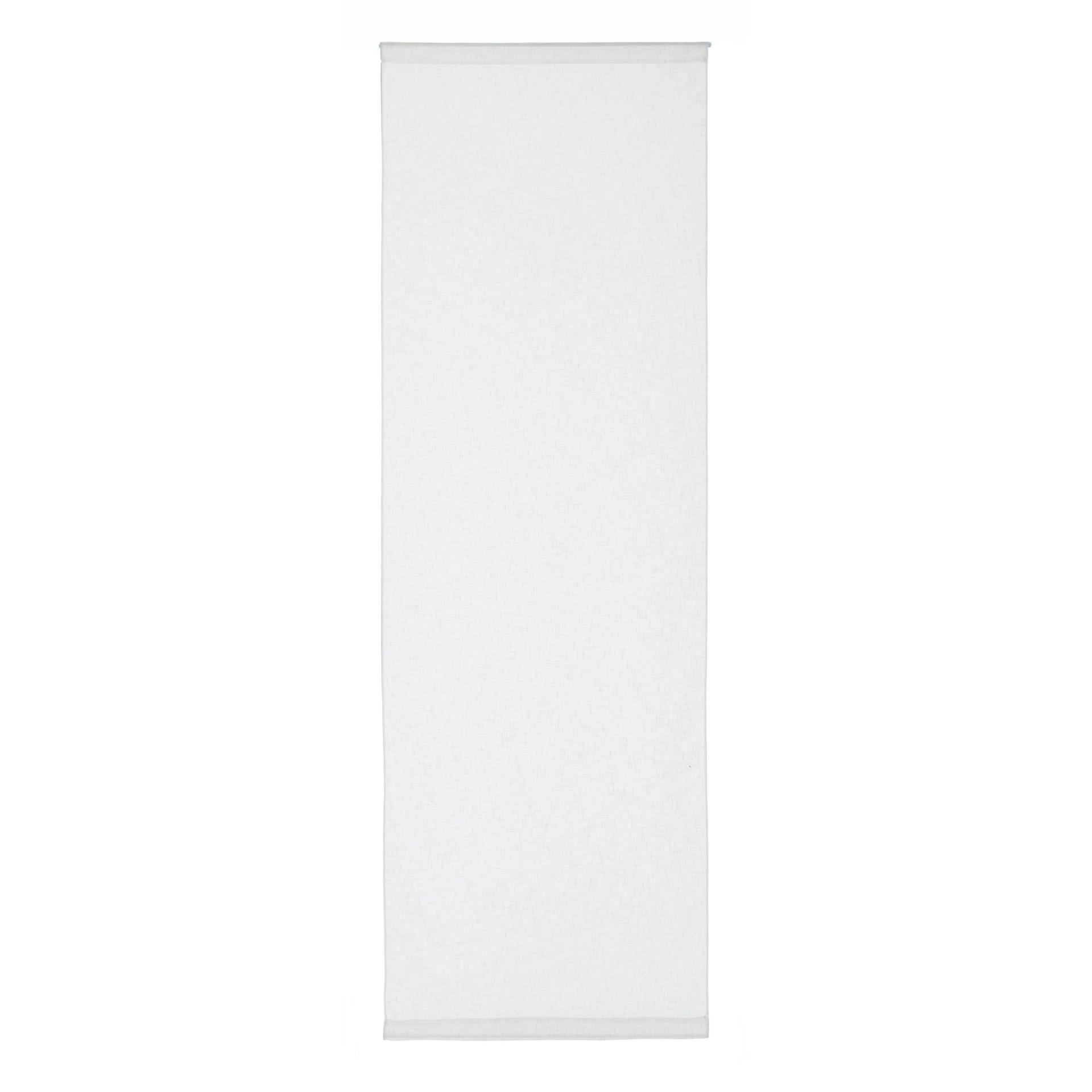 Tendina vetro Manuela naturale tunnel 75 x 230 cm - 3