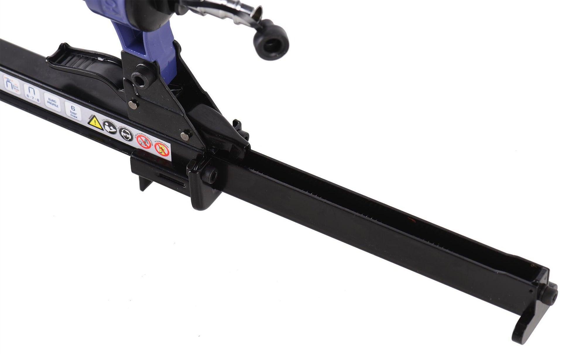 Graffatrice pneumatica DEXTER 6 bar - 8