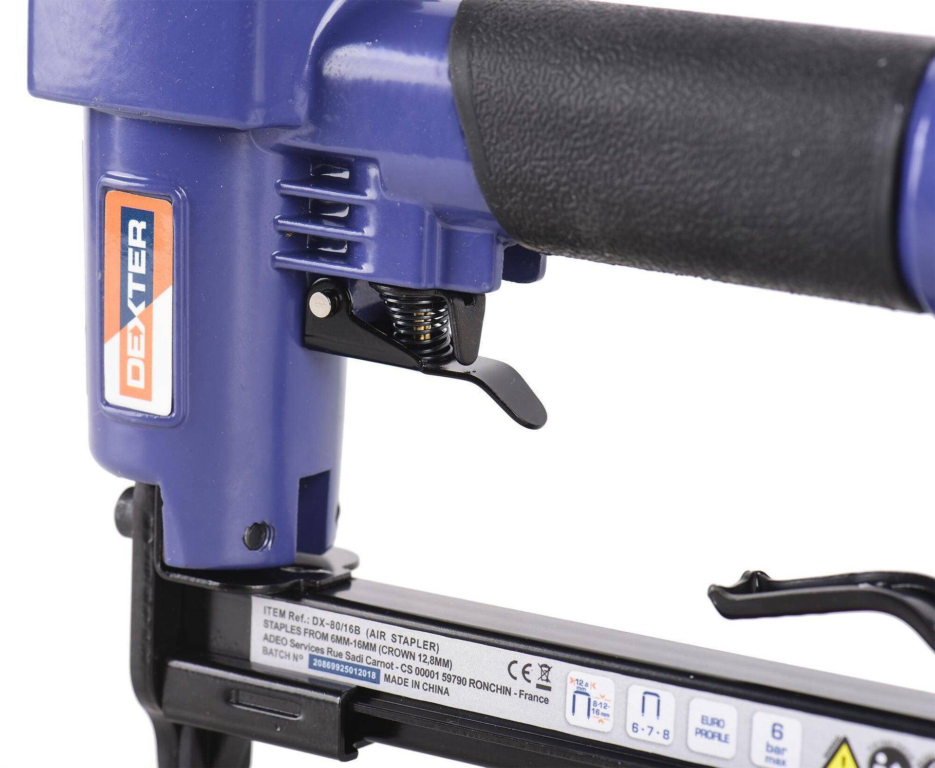 Graffatrice pneumatica DEXTER 6 bar - 5