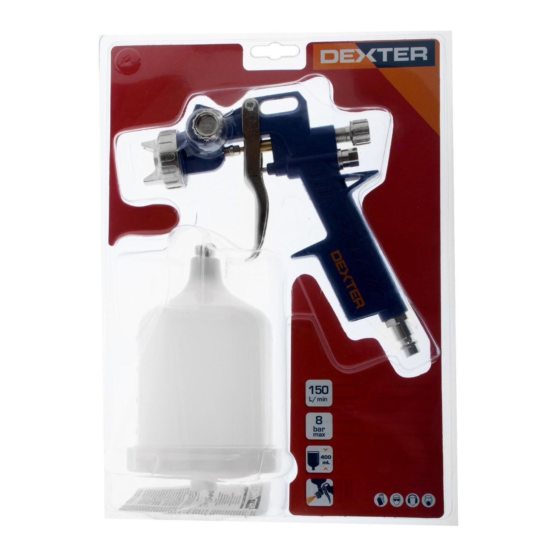Pistola di verniciatura pneumatica DEXTER 8 bar - 2