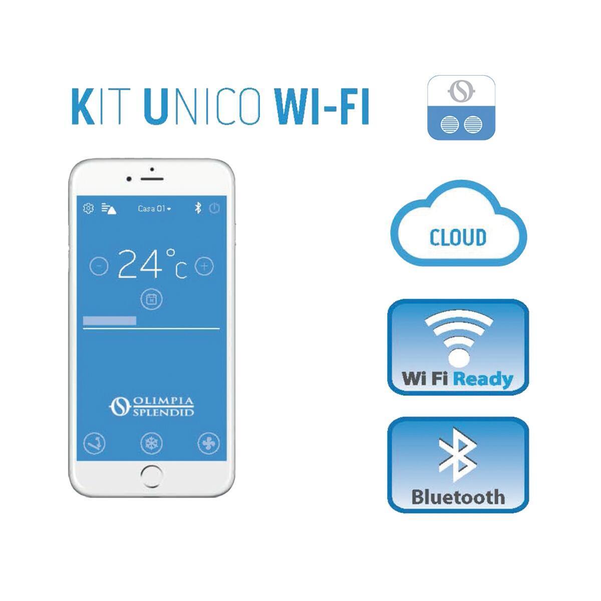 Modulo wifi OLIMPIA SPLENDID Unico