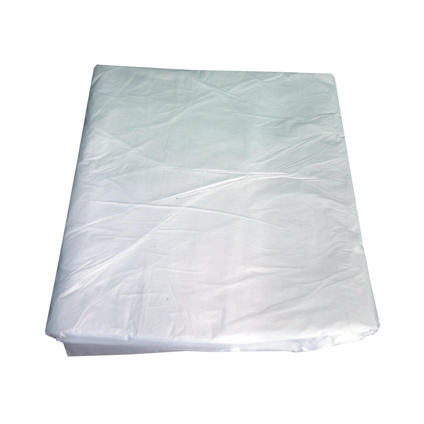 Telo protettivo RULO PLUMA 5 pezzi 5 X 4 m trasparente - 2