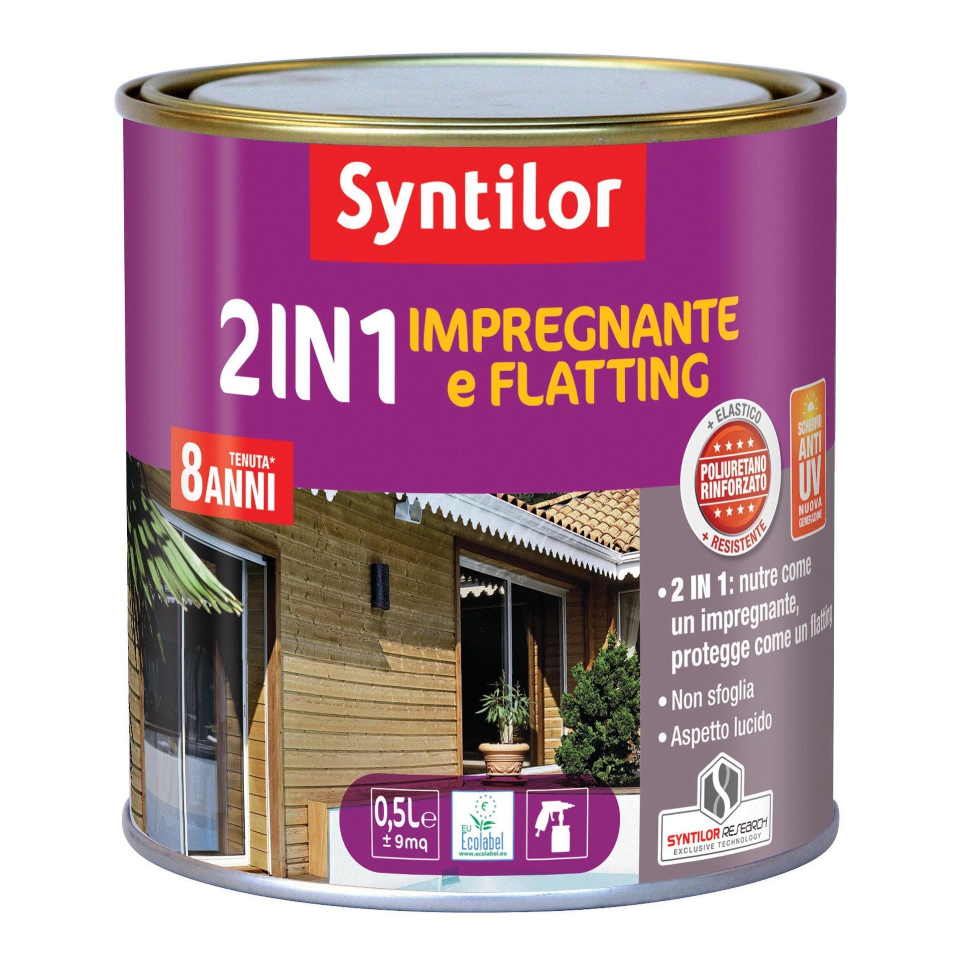 Impregnante a base acqua SYNTILOR incolore 0.5 L - 3