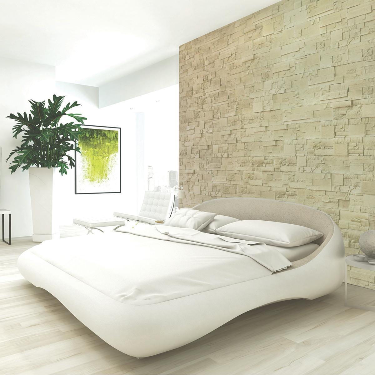 Rivestimento decorativo Vista beige - 1