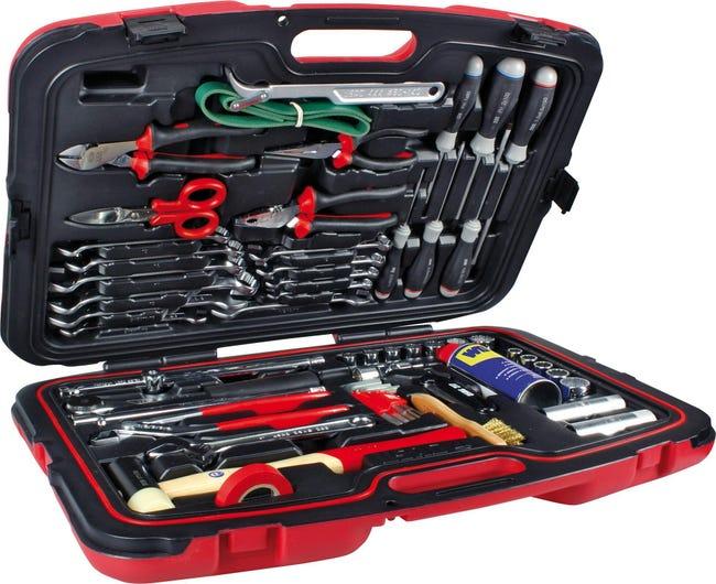 Set utensili USAG , 53 pezzi - 1