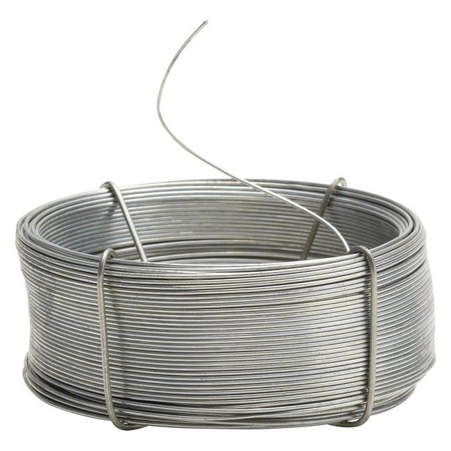 Filo in acciaio STANDERS Ø 0.9 mm x L 50 m - 1