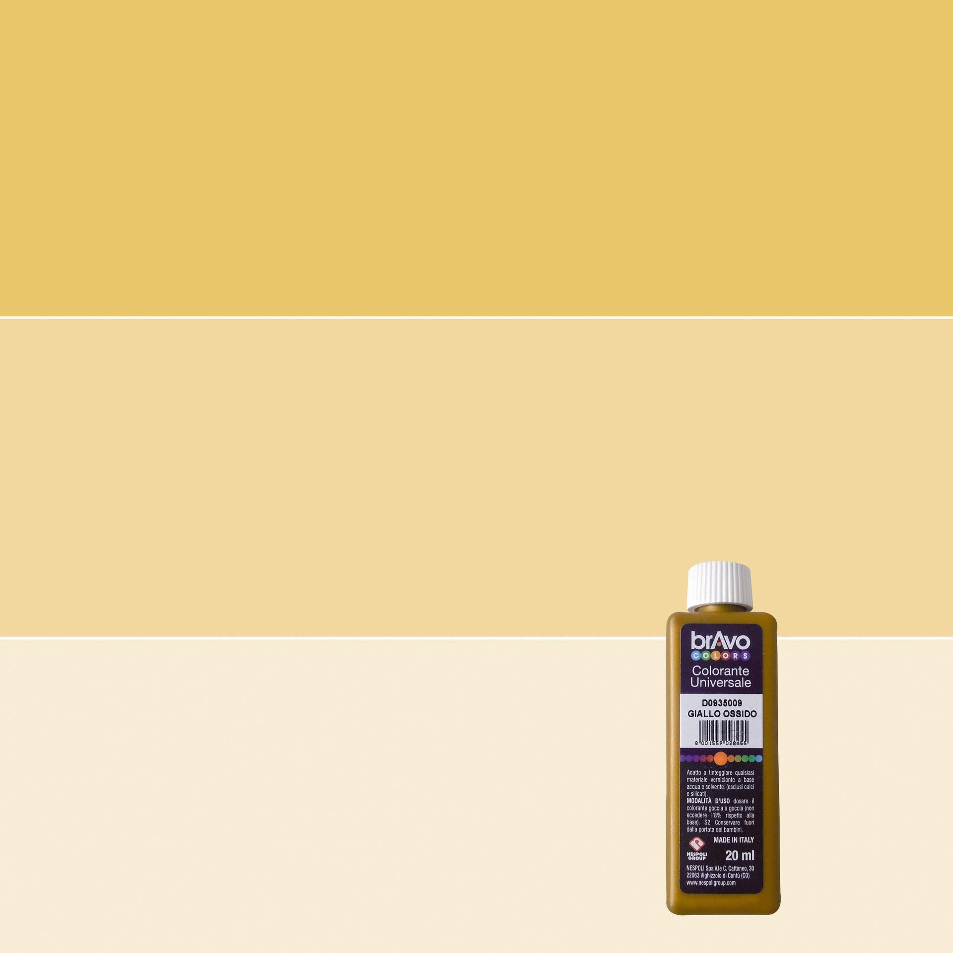 Colorante liquido Luxens 20 ml giallo ossido - 1