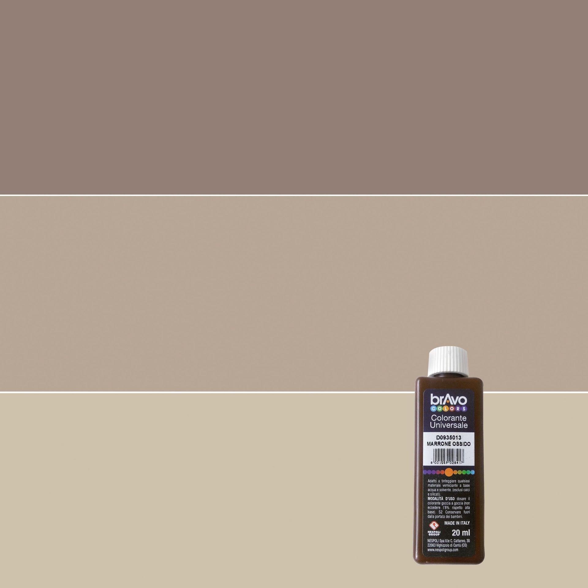 Colorante liquido Luxens 20 ml marrone bruno - 1