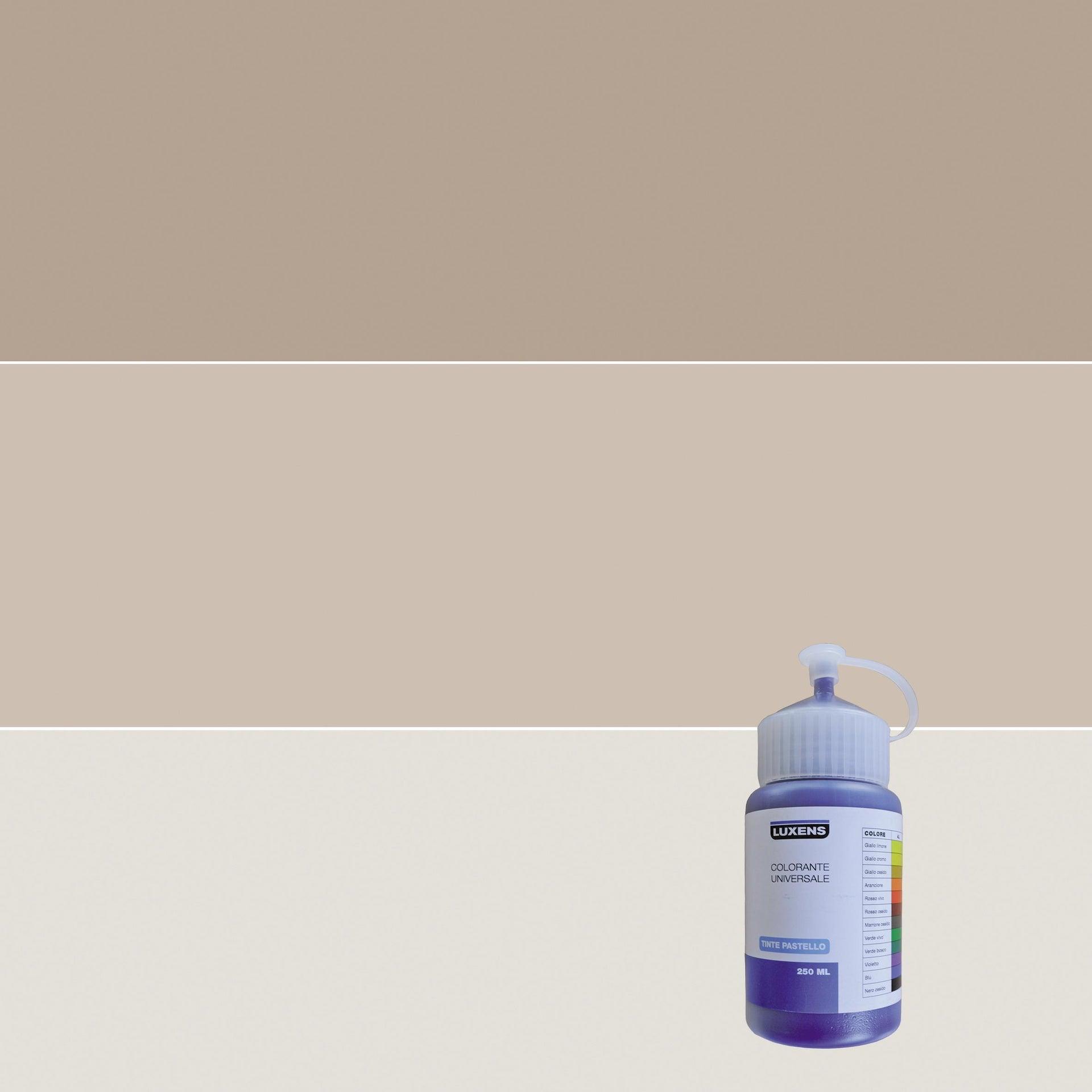 Colorante liquido LUXENS 250 ml marrone ossido - 1