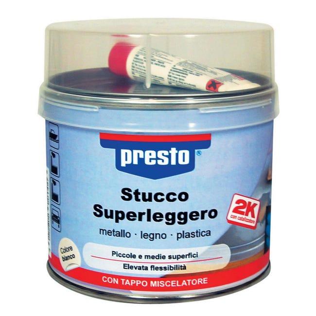Stucco di riparazione plastica rigida PRESTO Superleggero 420 g - 1
