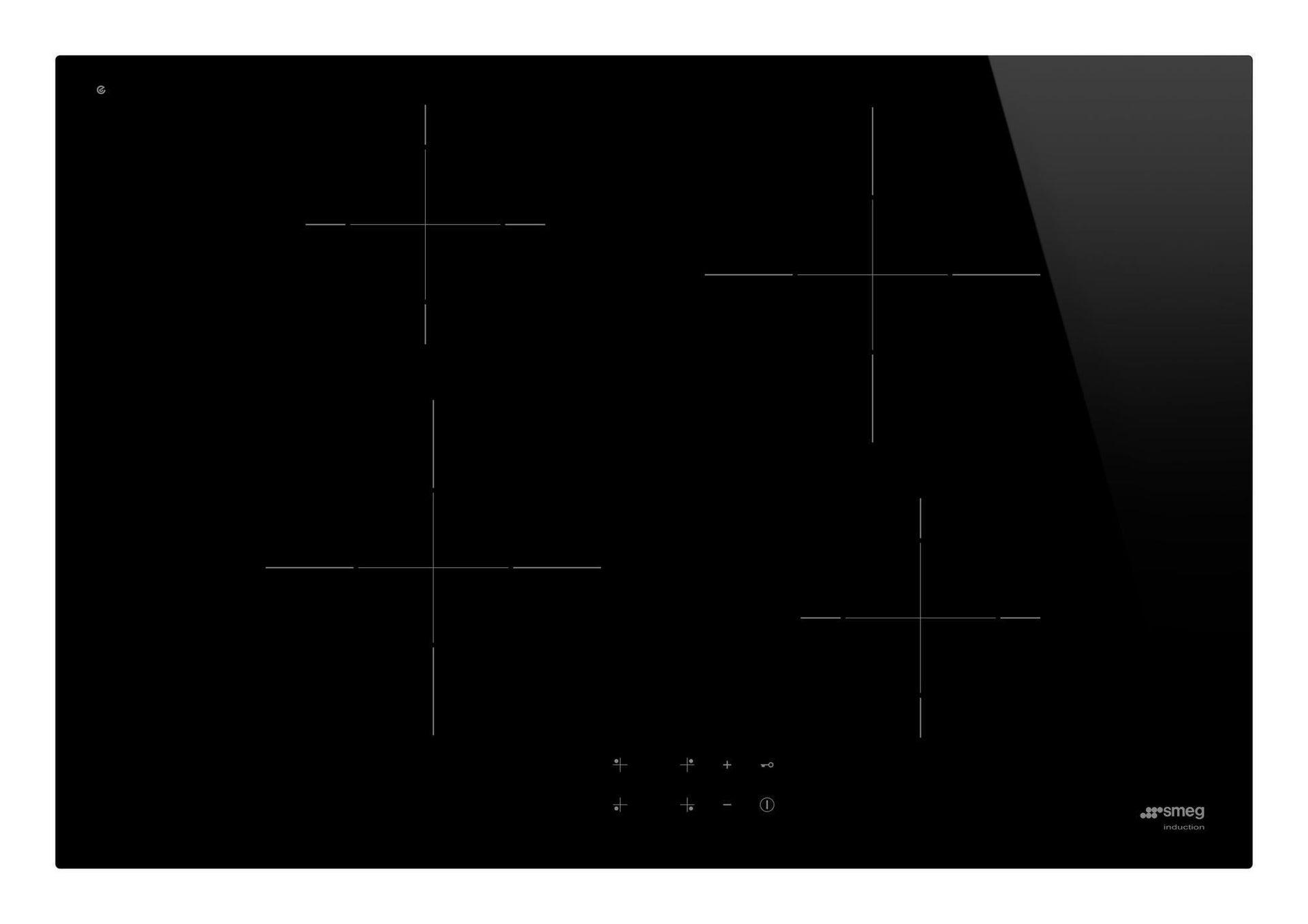Piano cottura induzione 56 cm SMEG SI2741D - 3