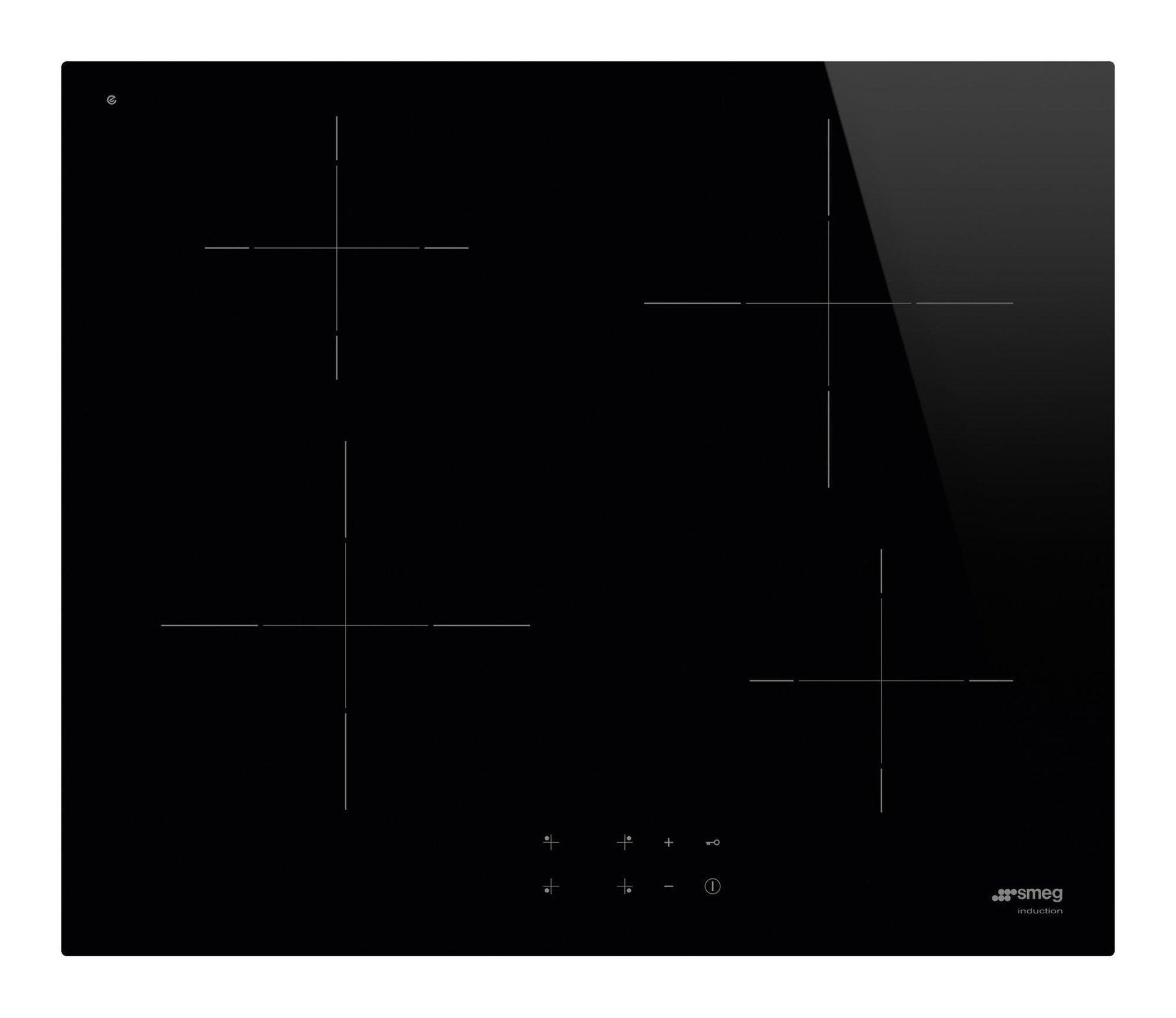 Piano cottura induzione 56 cm SMEG SI2641D - 2