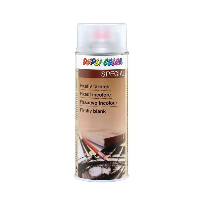 Smalto spray Fissativo universale trasparente opaco 0.4 L - 1
