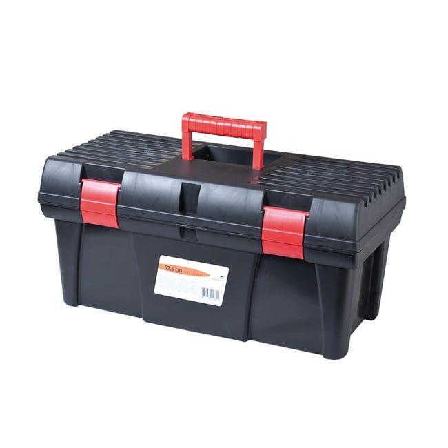 Cassetta attrezzi L 25.6 x H 24.6 cm, profondità 20 mm - 1