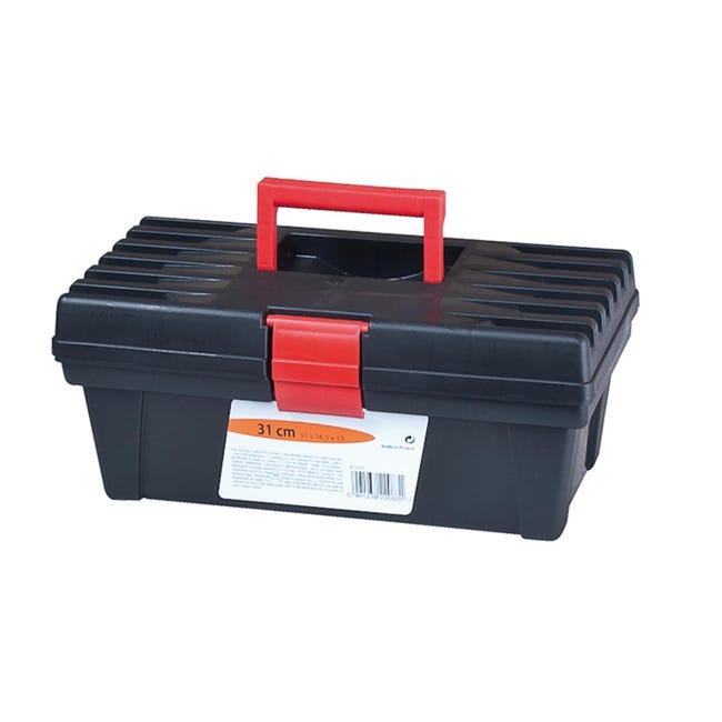 Cassetta attrezzi L 16.7 x H 13 cm, profondità 10.5 mm - 1