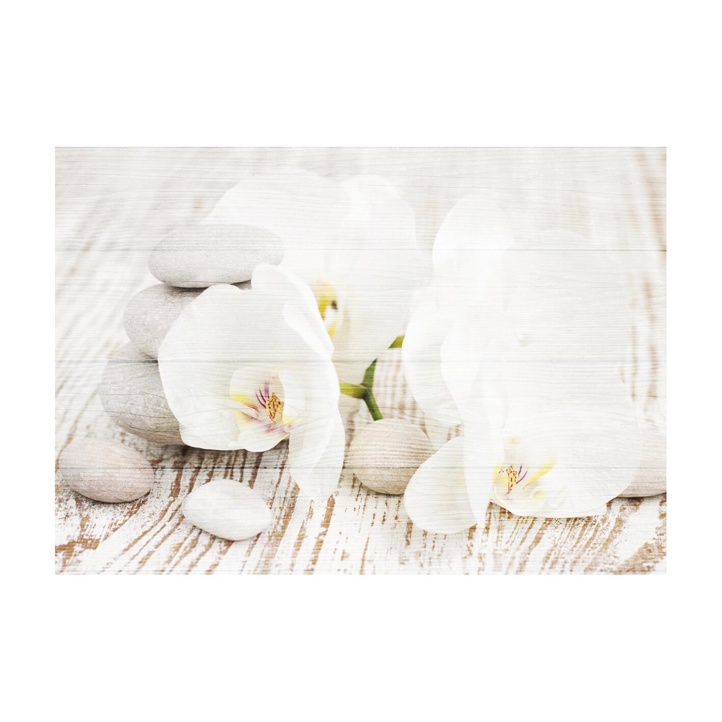 Quadro in legno Orchids 24x35 cm - 5