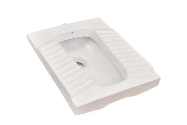 Vaso wc a pavimento vaso alla turca - 1