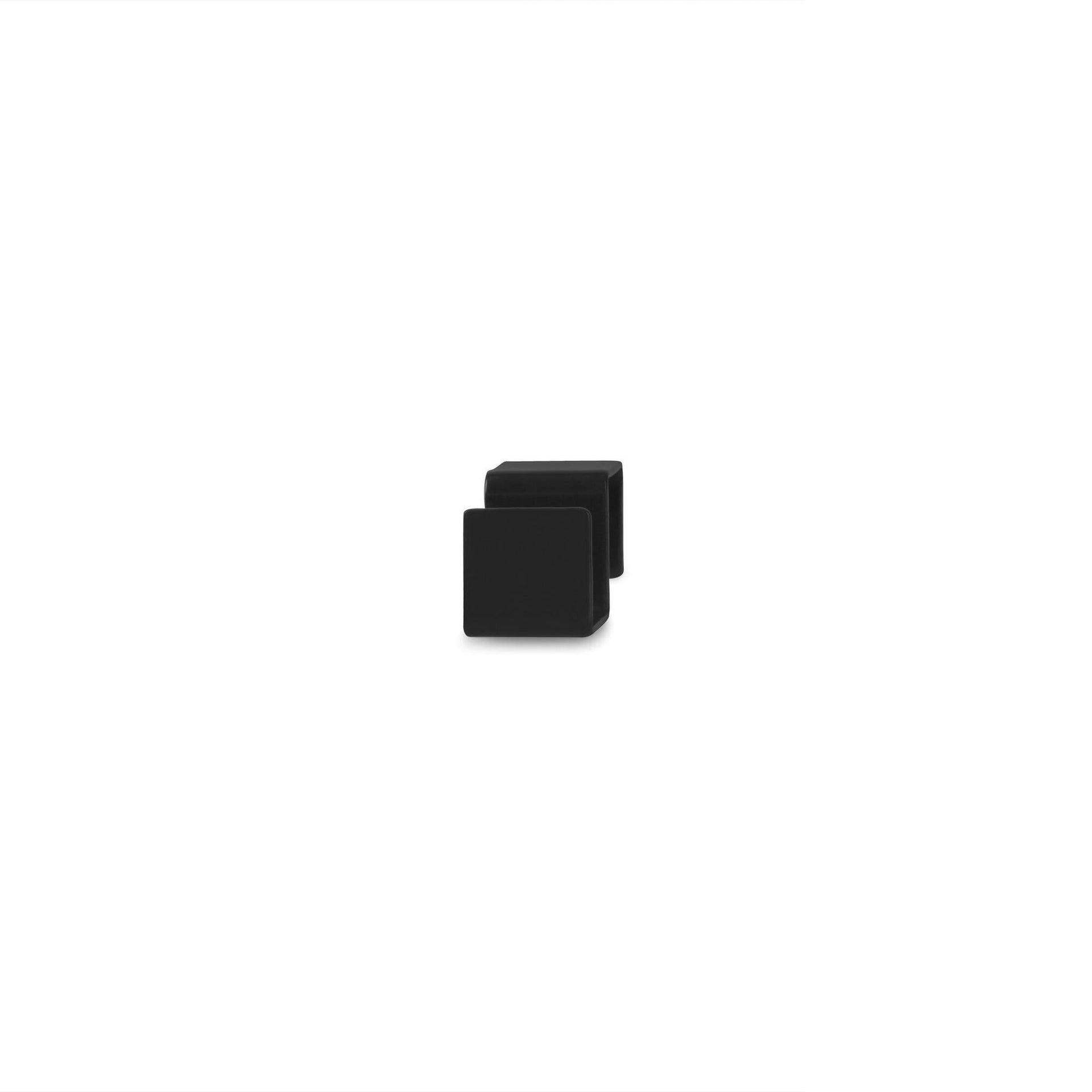 Gancio DELINIA ID in acciaio nero - 4