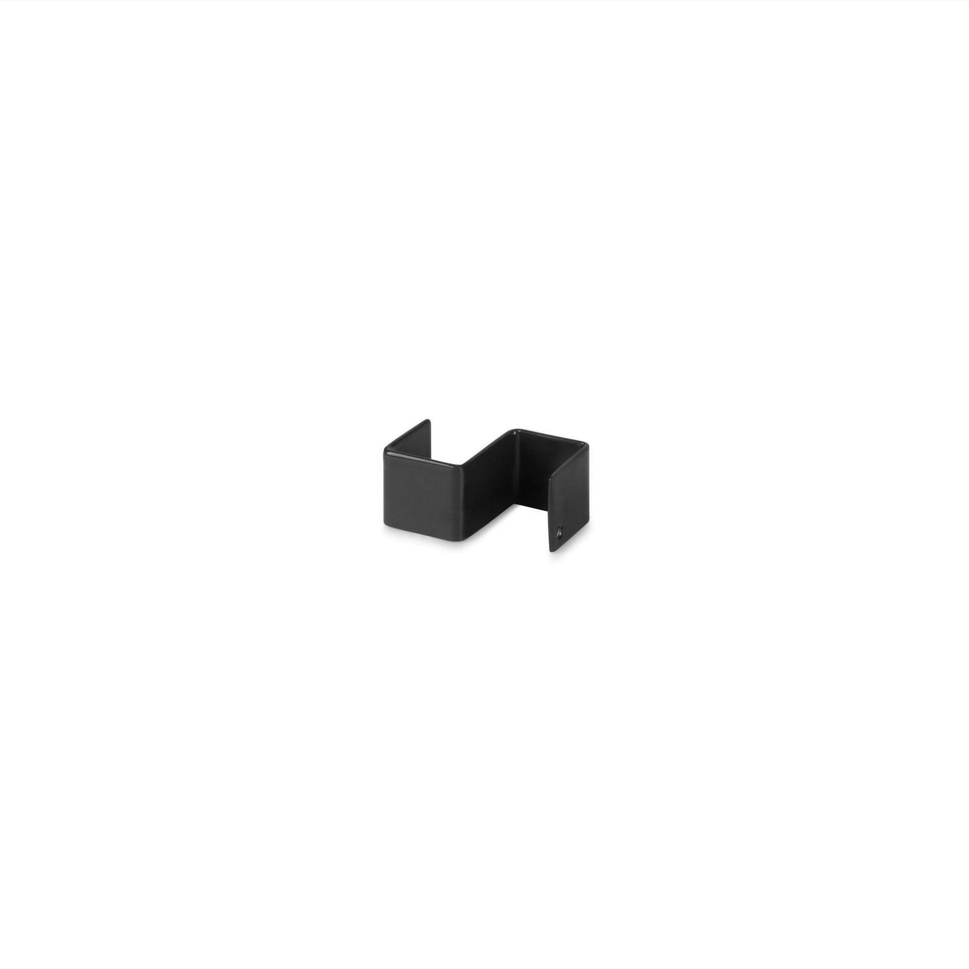 Gancio DELINIA ID in acciaio nero - 3