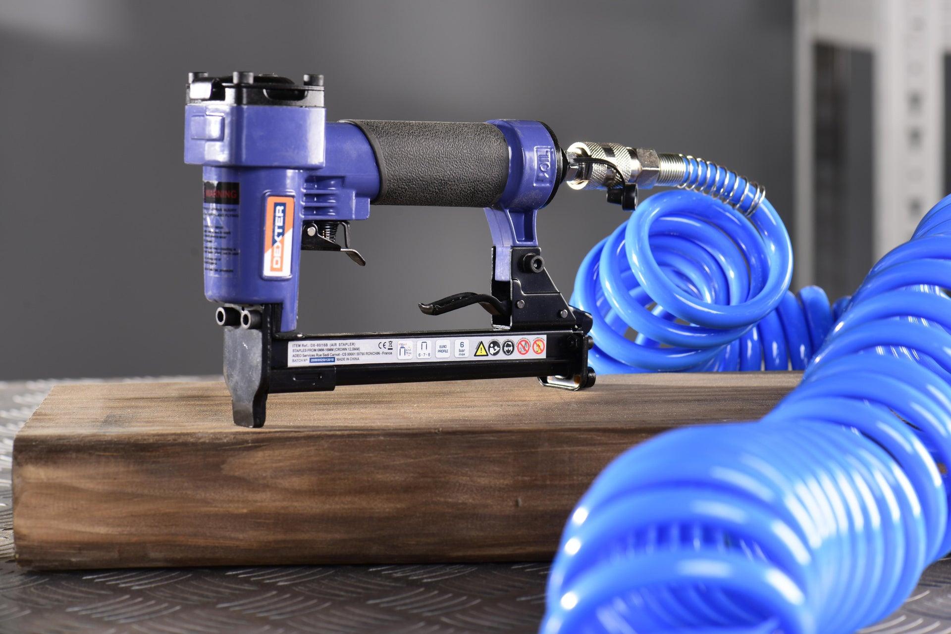 Graffatrice pneumatica DEXTER 6 bar - 12