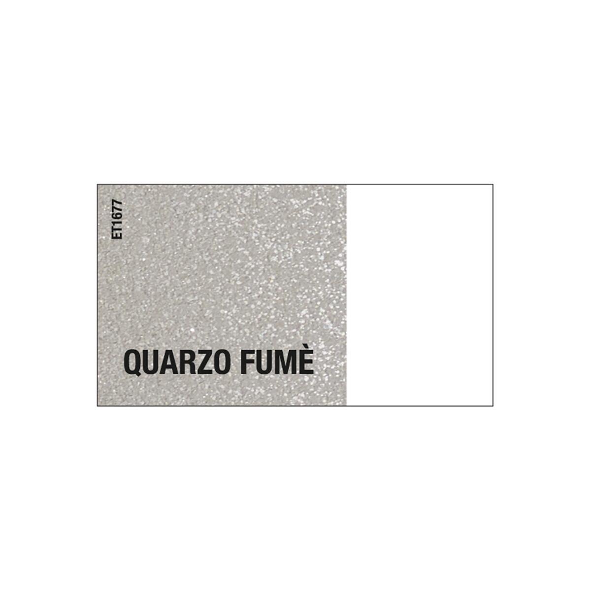 Pittura decorativa LUXENS EFFETTO METALLIZZATO ATERMICO 1 l quarzo fume effetto metallo - 6