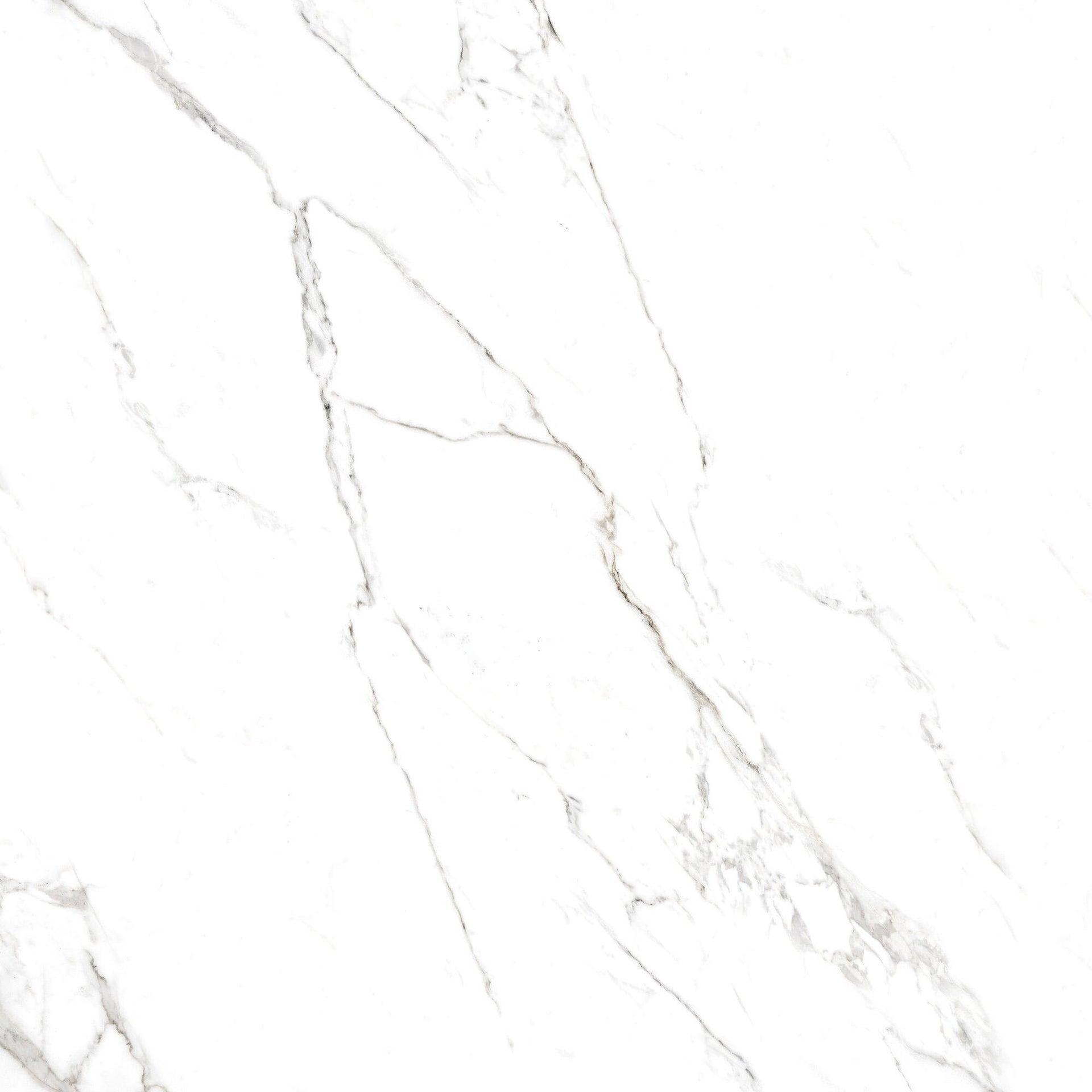 Piastrella Canova Statuario 60 x 60 cm sp. 9.5 mm PEI 5/5 bianco - 4