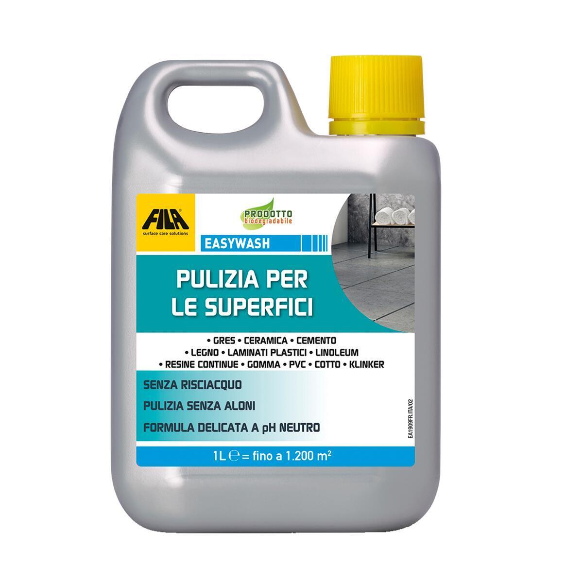 Detergente manutenzione per tutte le superifici FILA 1000 ml - 2