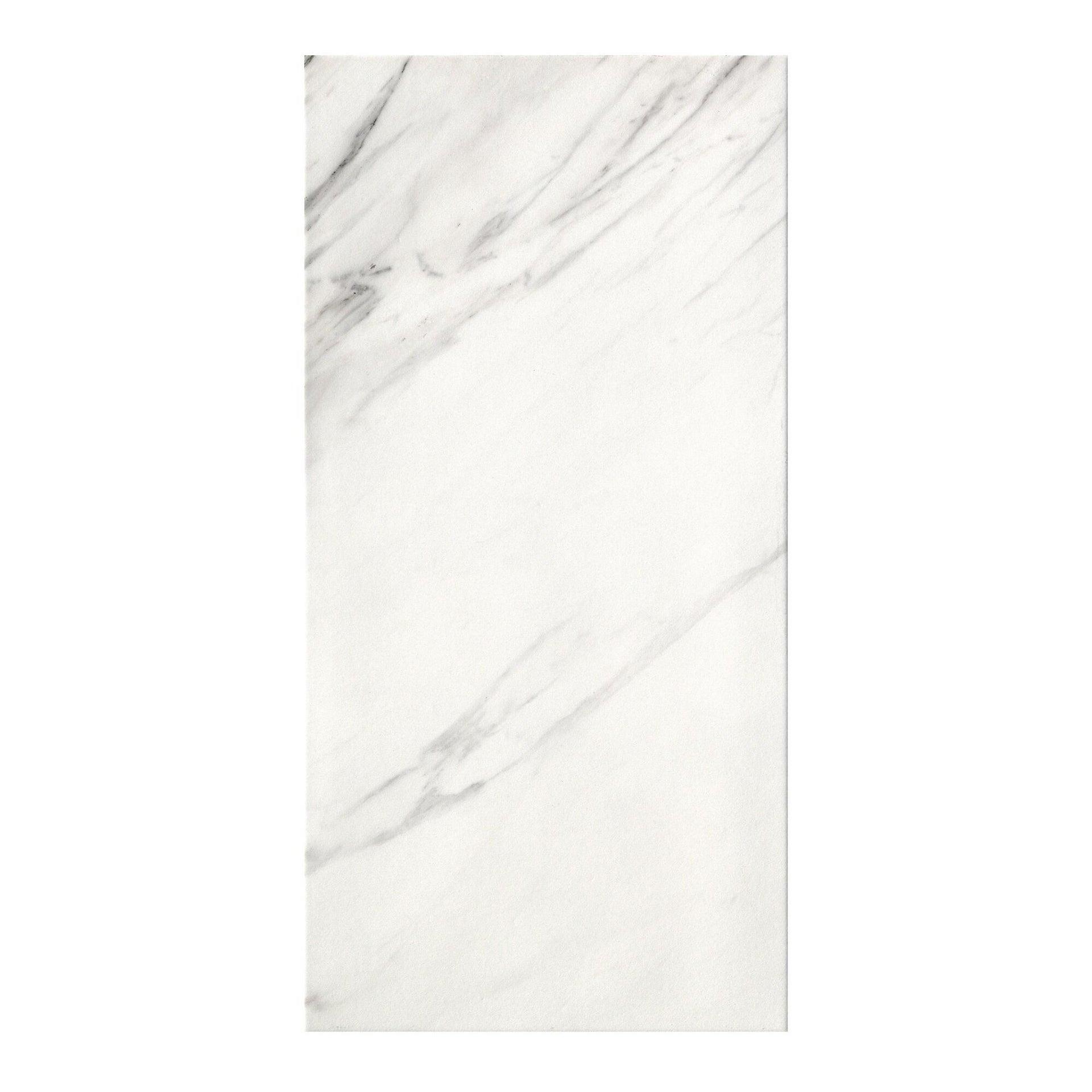 Piastrella Canalgrande 40 x 80 cm sp. 10 mm PEI 4/5 bianco - 5