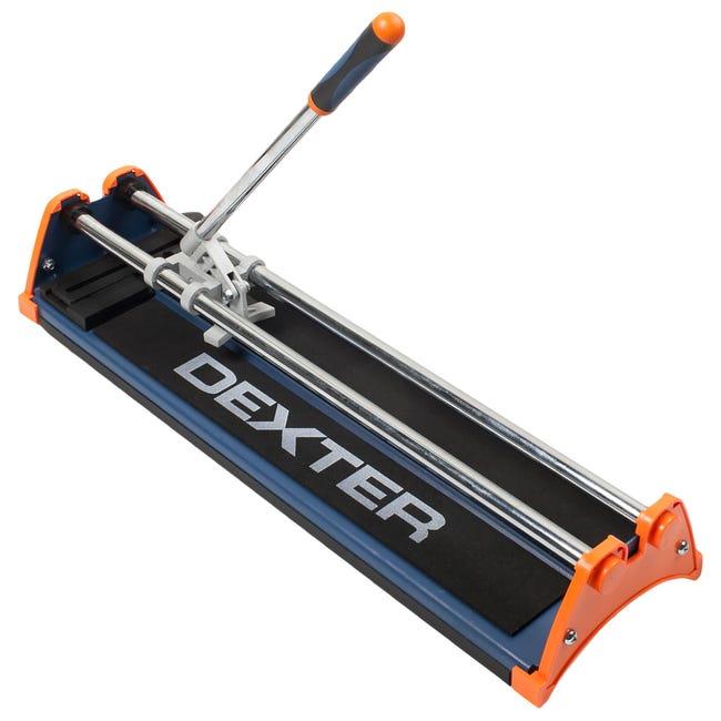 Tagliapiastrelle manuale DEXTER , lunghezza max taglio 430 mm - 1