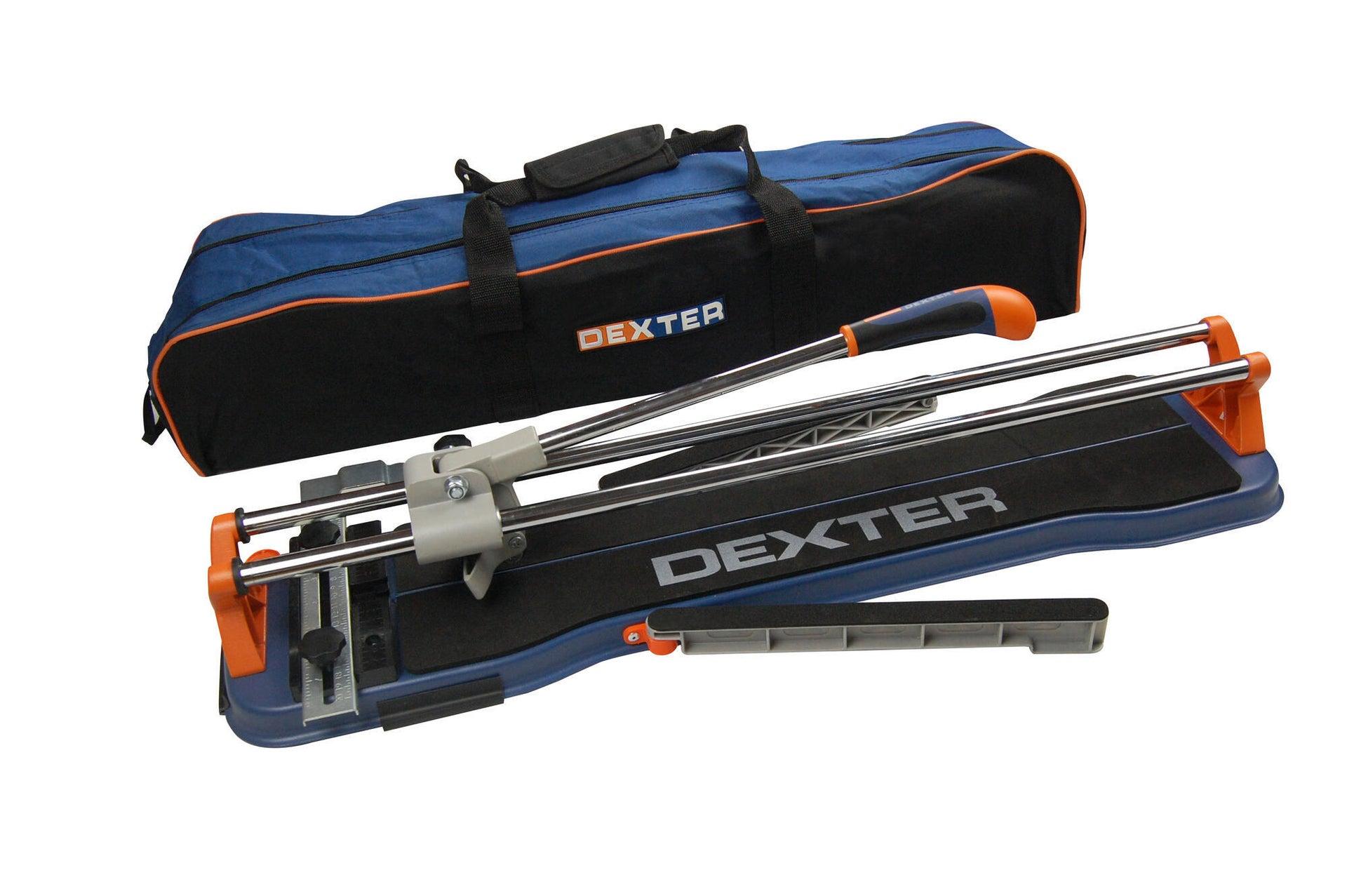 Tagliapiastrelle manuale DEXTER , lunghezza max taglio 600 mm - 9
