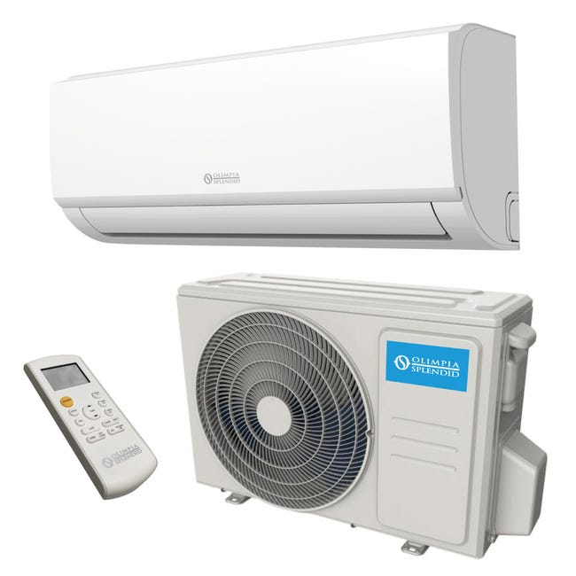 Climatizzatore monosplit OLIMPIA SPLENDID Aryal 9008 BTU - 1