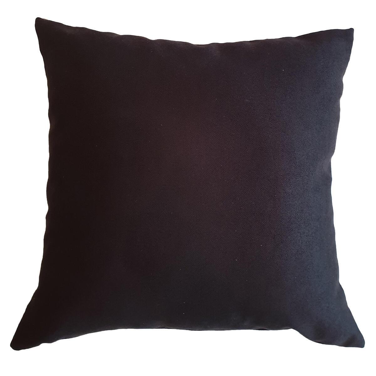 Cuscino Patch grigio 50x50 cm - 7