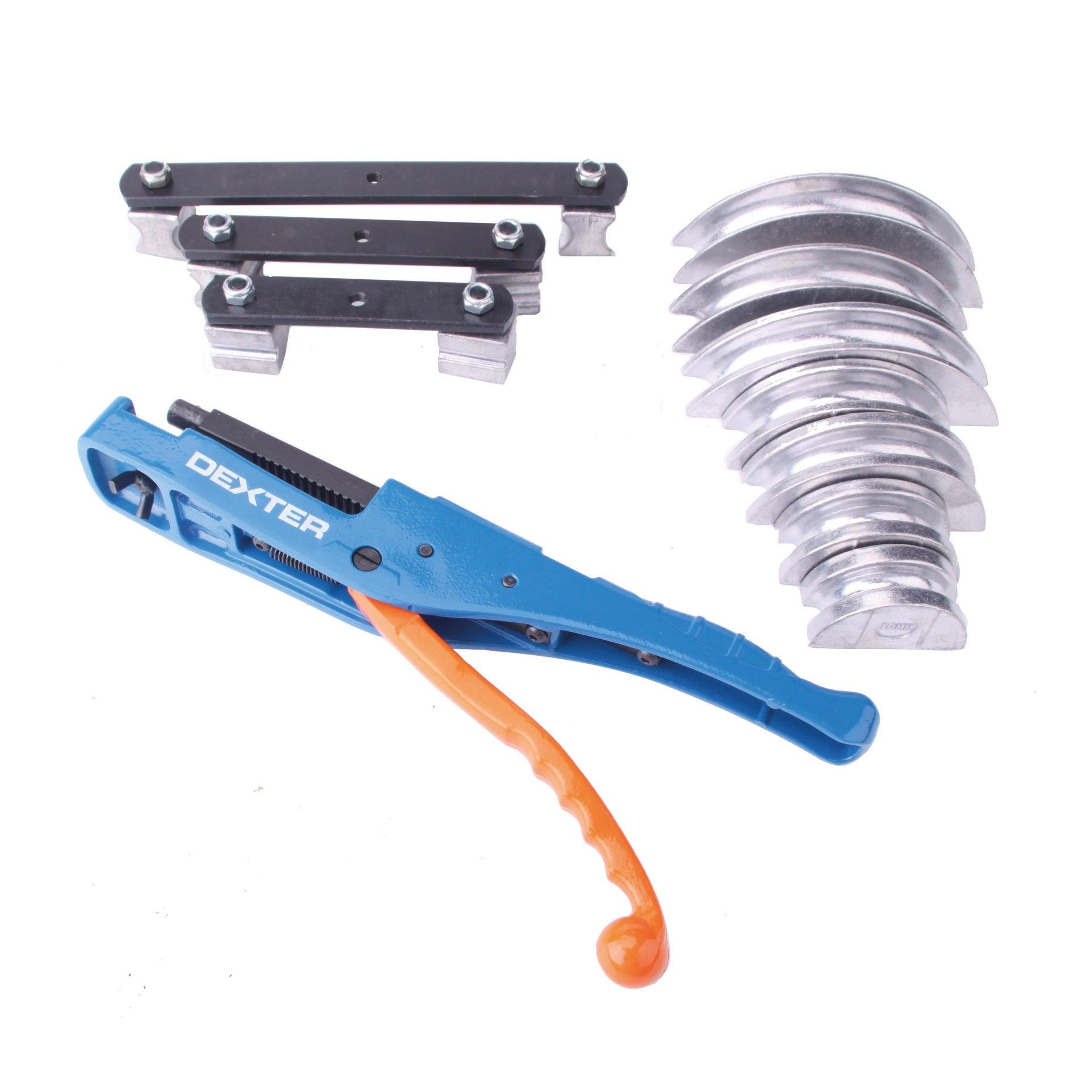 Set utensili idraulico DEXTER 4 pezzi - 1