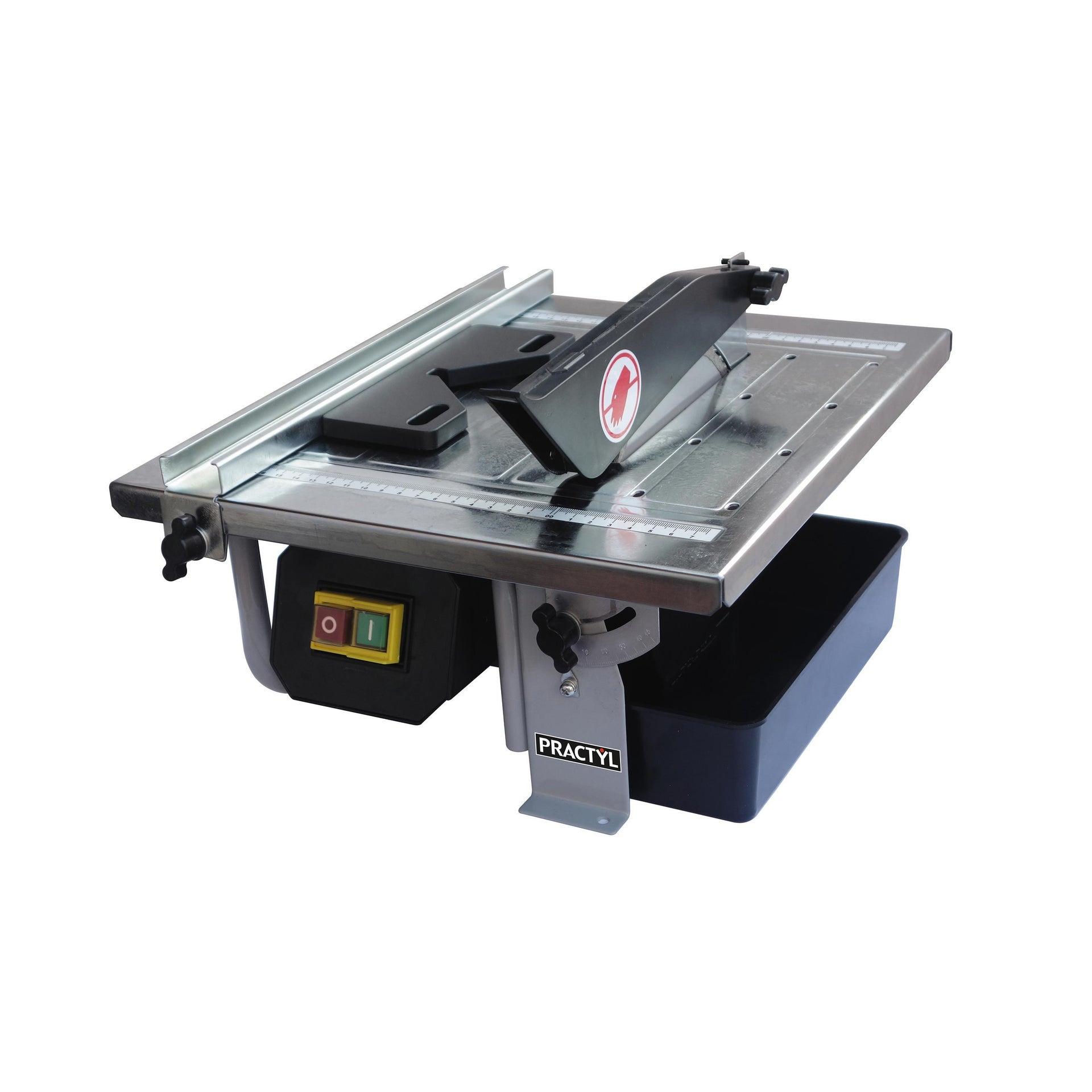 Tagliapiastrelle elettrica PRACTYL Ø disco 180.0 mm, H taglio 33.0 mm, 600.0 W - 1