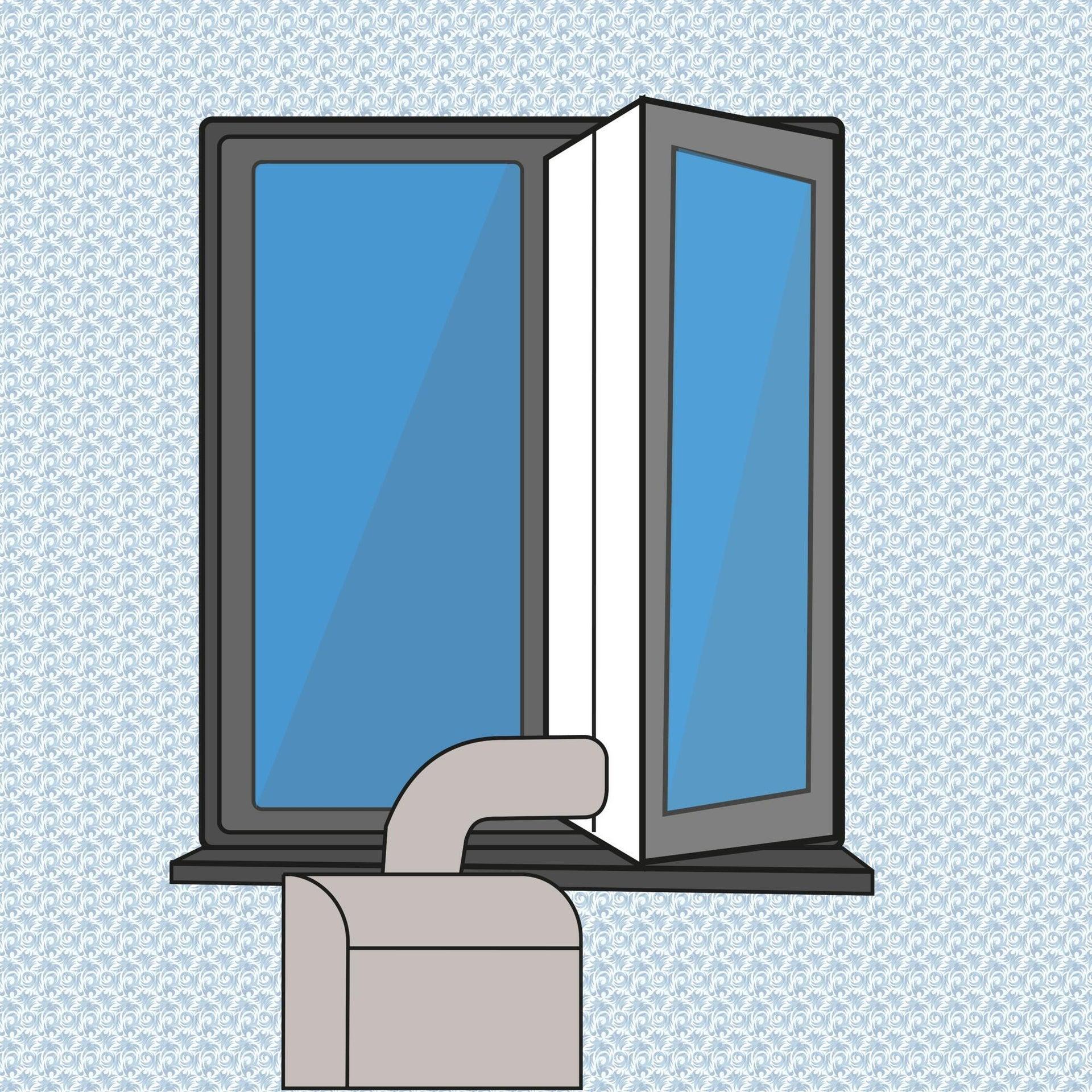 Guarnizione in schiuma EQUATION per condizionatore portatile - 3