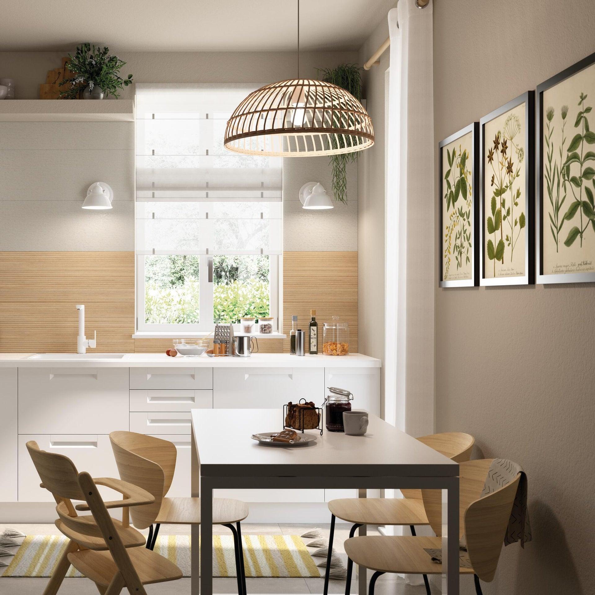 Cucina in kit Evora bianco L 255 cm - 3