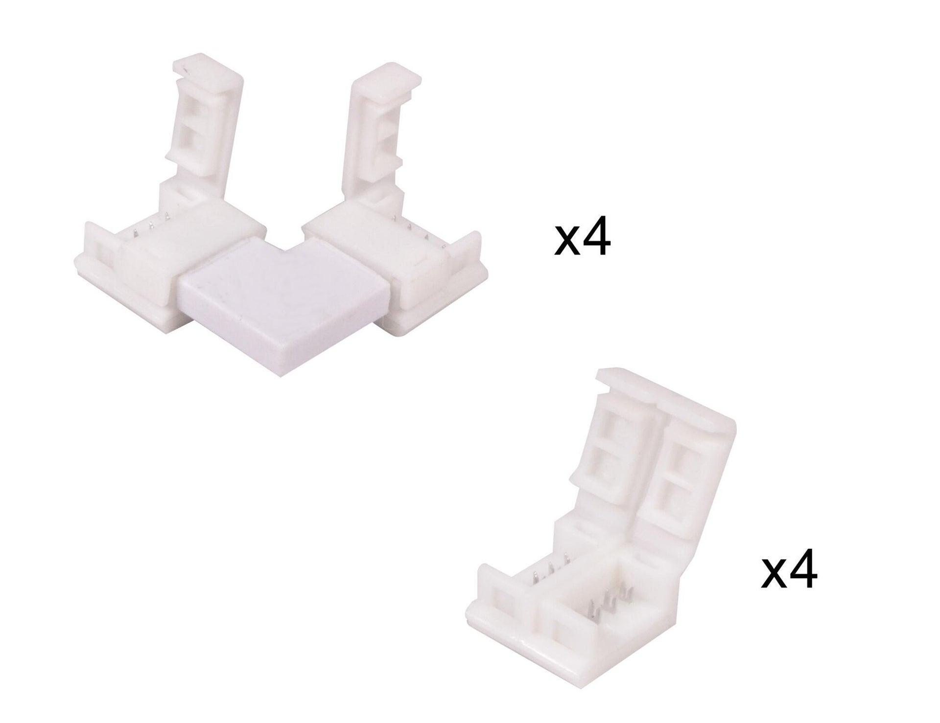 Accessori striscia LED bianco, - 4