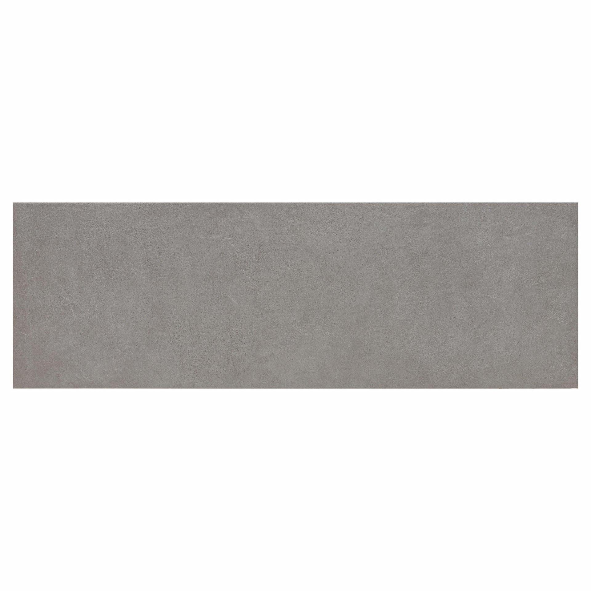 Piastrella per rivestimenti Atelier 25 x 76 cm sp. 10 mm antracite - 1