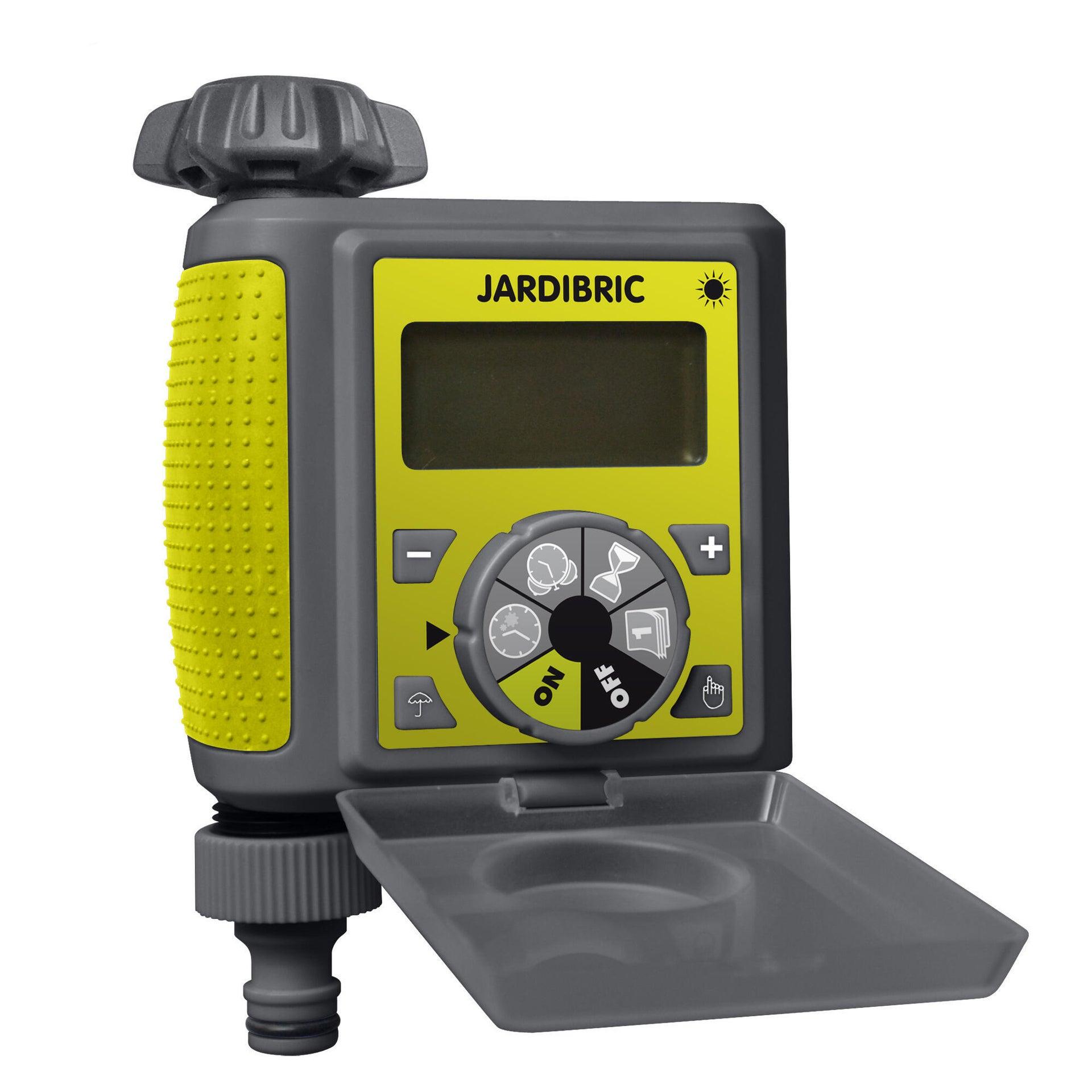 Programmatore da rubinetto a batteria JARDIBRIC PNRAD 1 via - 9