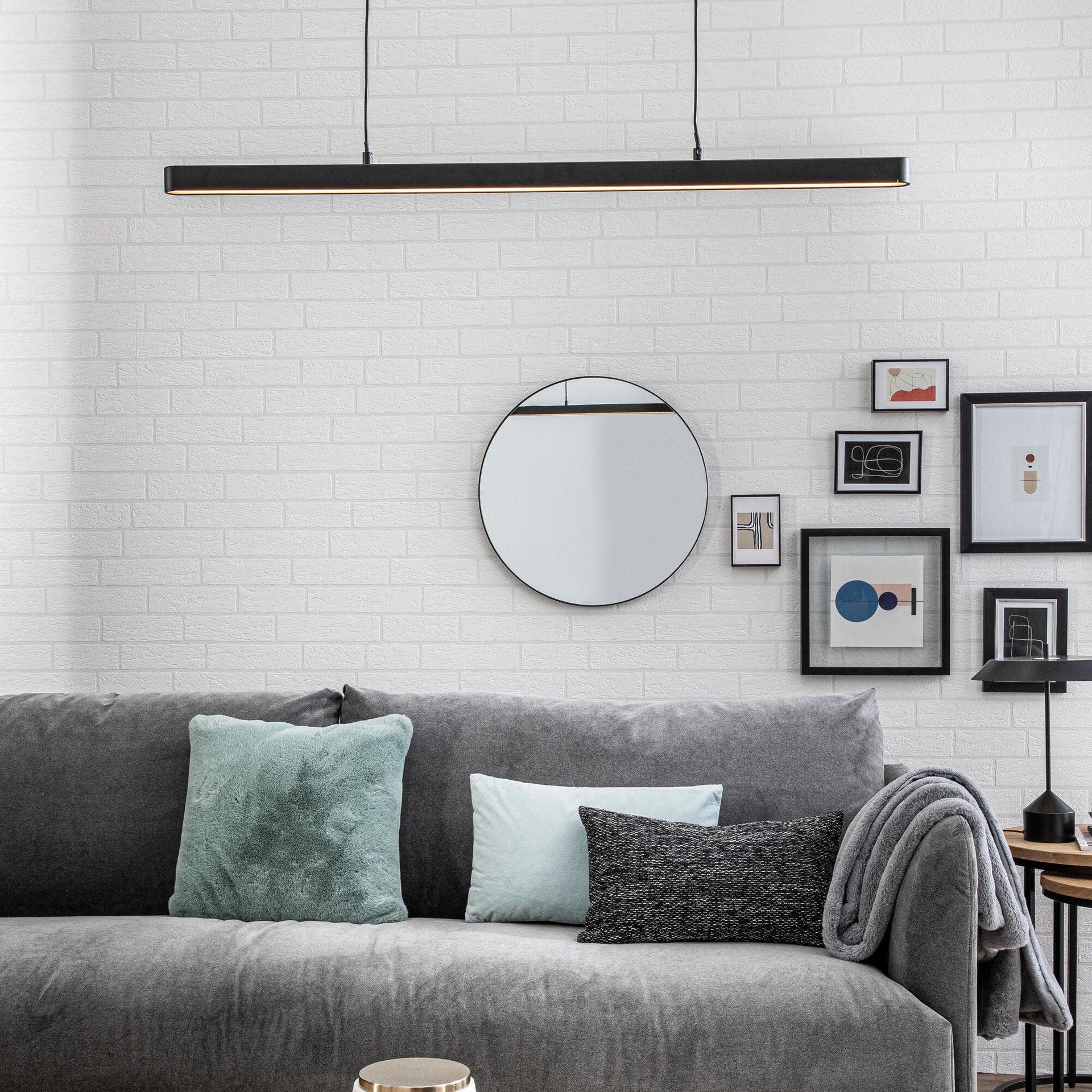Cornice INSPIRE Lila nero per foto da 24x30 cm - 5
