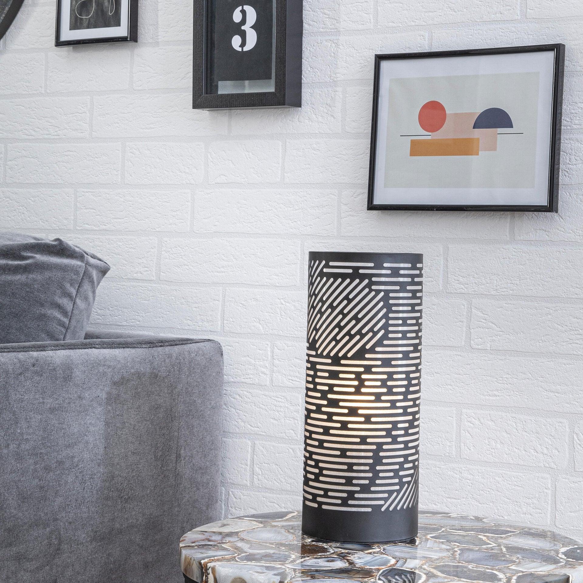 Cornice INSPIRE Lila nero per foto da 24x30 cm - 9