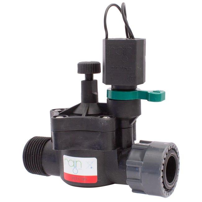 Elettrovalvola con regolatore di flusso RAIN 150 MxUnion 24 V - 1