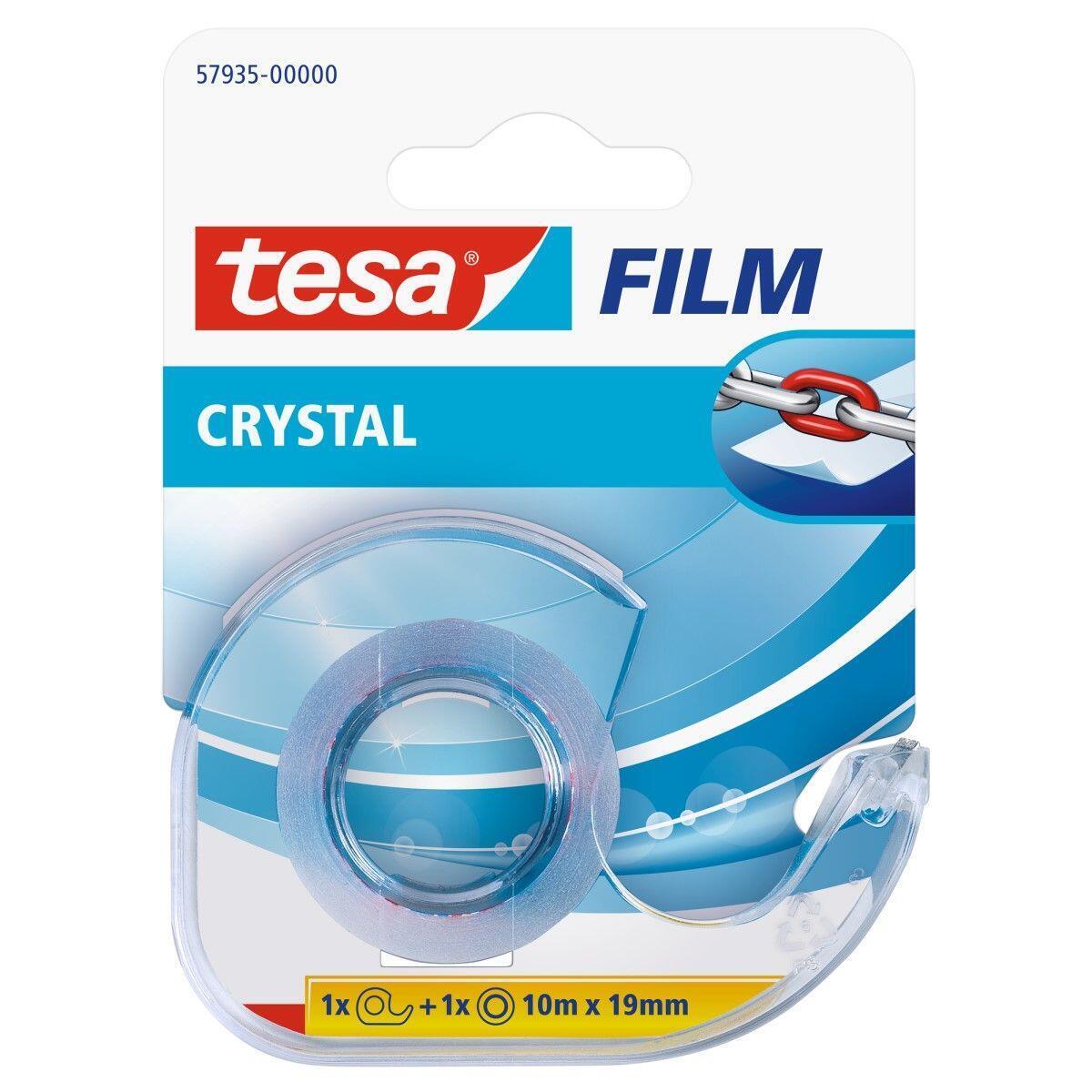 Nastro adesivo TESA tesafilm 117 mm x 0.019 m trasparente - 4