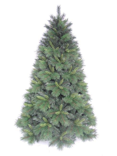 Albero di natale artificiale Marmolada verde H 150 cm, - 1