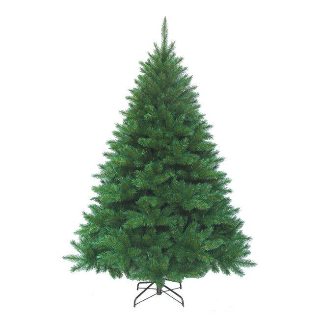 Albero di natale artificiale New King Pine verde scuro H 400 cm, - 1