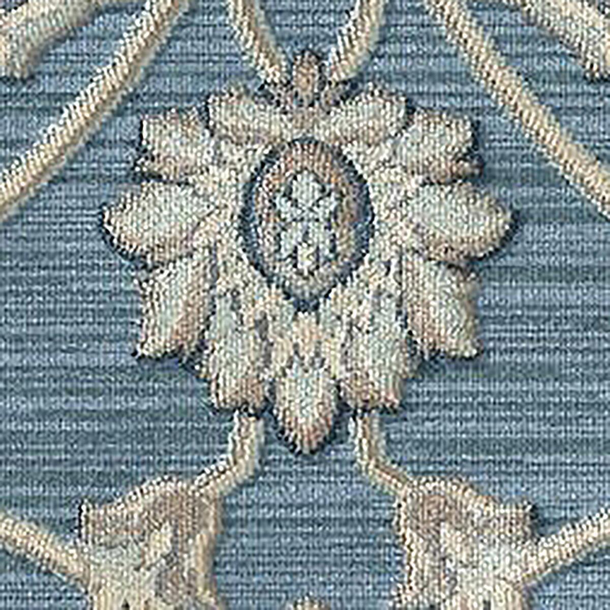 Tappeto Farashe 45 in viscosa, grigio, 160x230 - 4