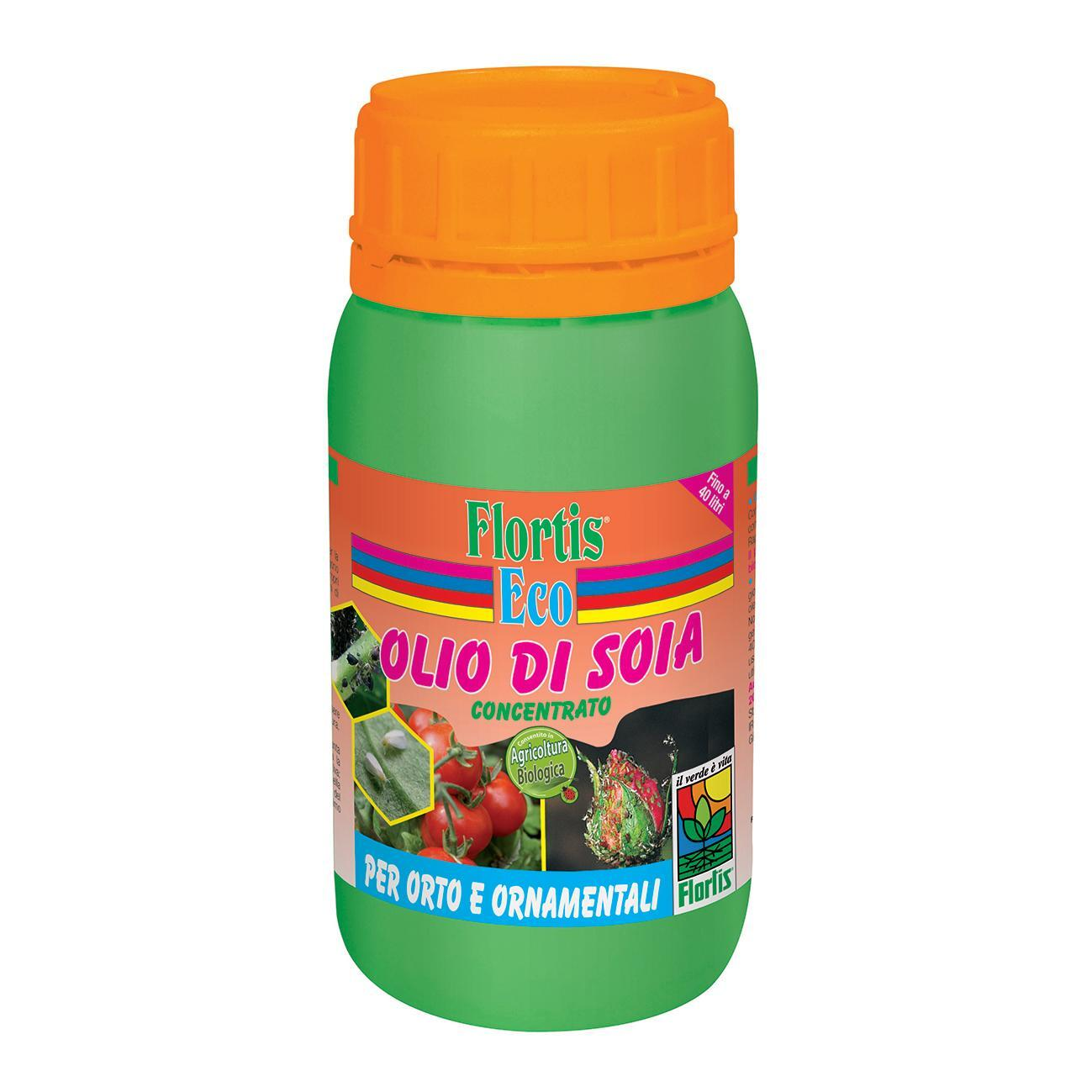 Repellente FLORTIS olio di soia concentrato 200 ml - 1