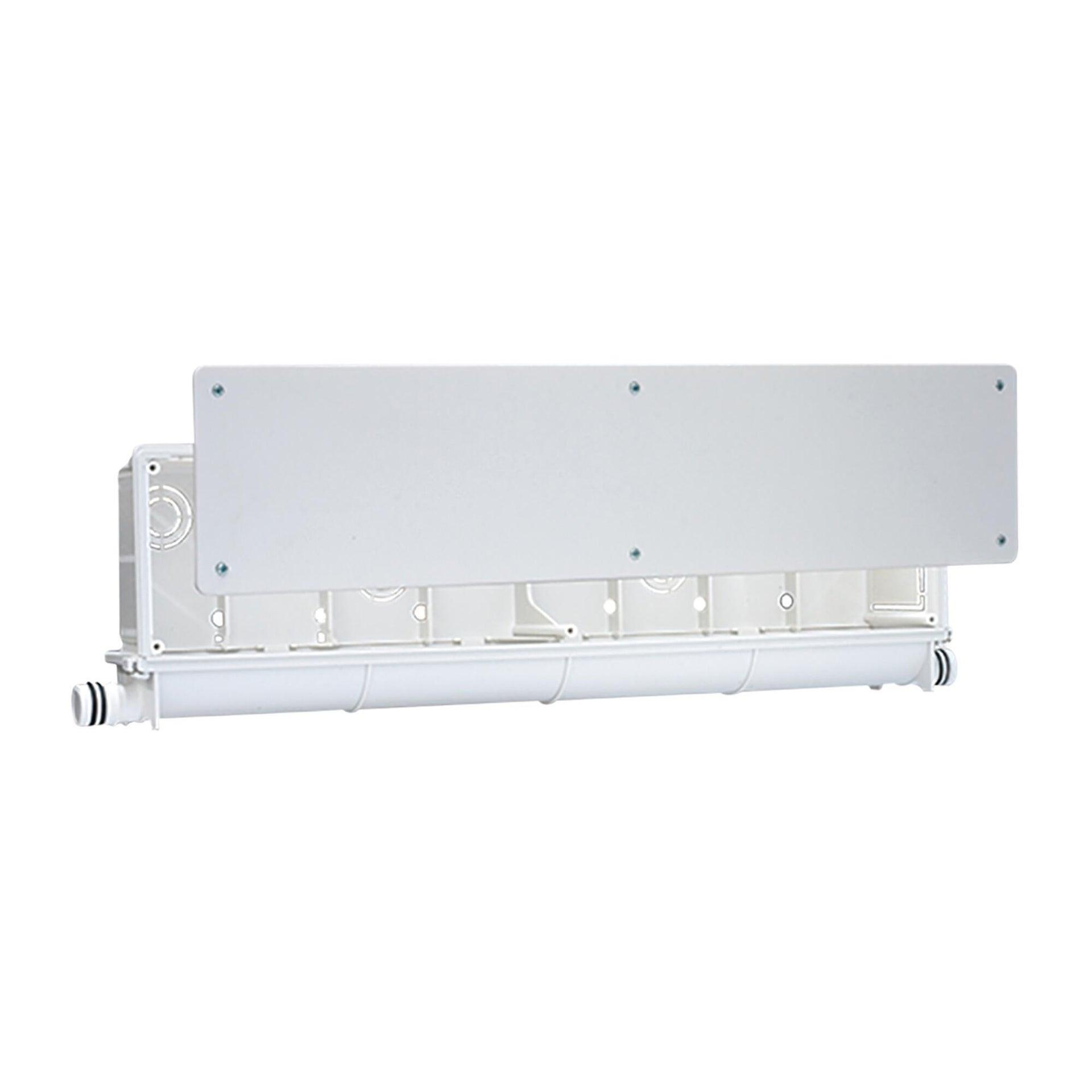 Scatola predisposizione climatizzatore 13 x 6.5 x 43 cm - 2