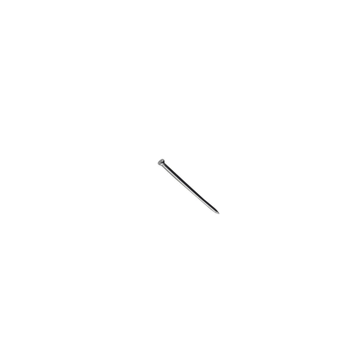 Chiodo testa groppino STANDERS acciaio L 10 mm x Ø 1 mm, 1160 pezzi - 1