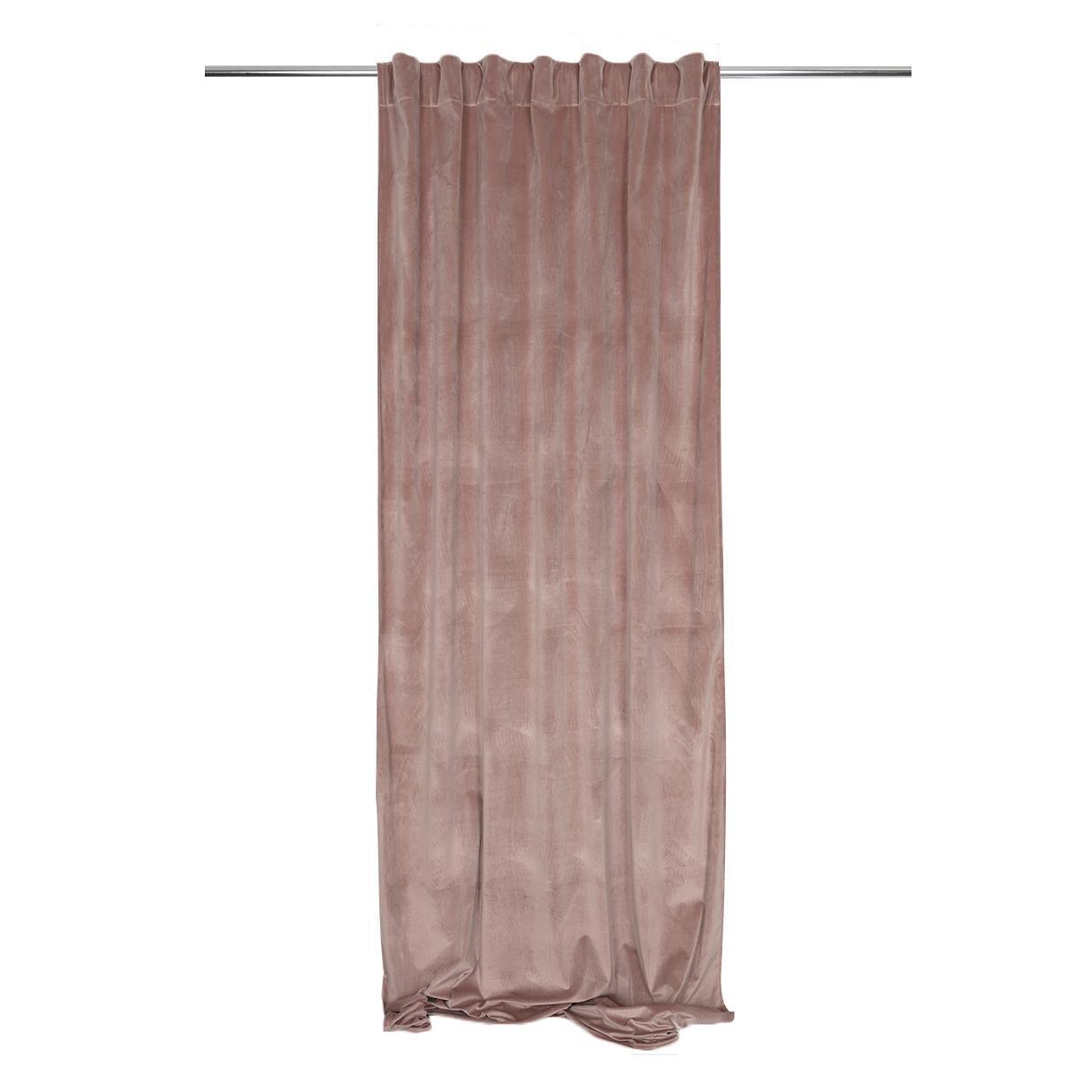 Tenda Misty rosa fettuccia 135 x 280 cm - 7
